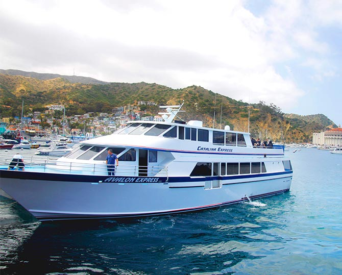 Catalina Adventure Tours at California